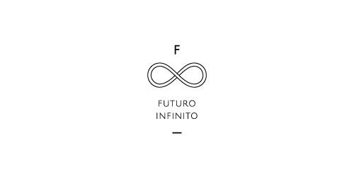 calligrafia futuro infinito