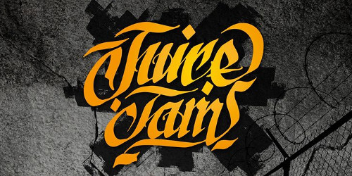 calligraffiti juice jam 2016