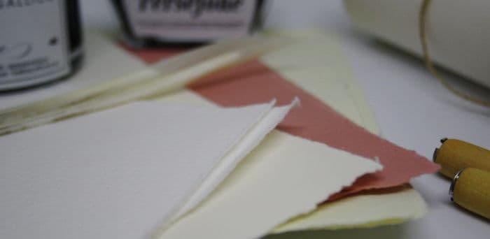 strumenti per calligrafia