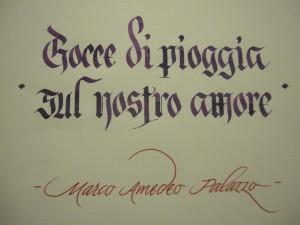 Calligrafia gotica. Fraktur