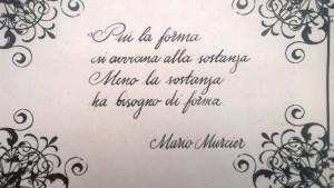 Calligrafia Palazzuolo sul Senio