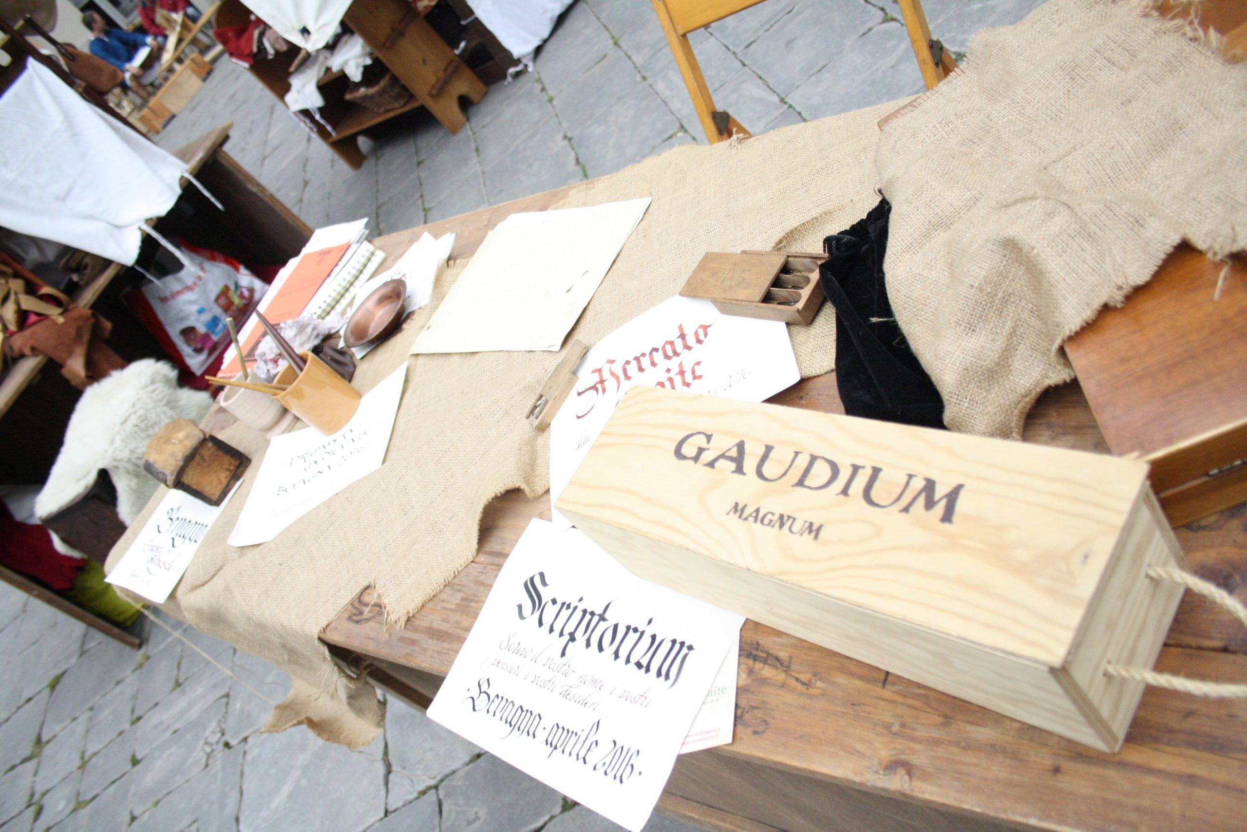 scriptorium scrittura gotica prontopro