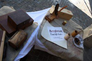 calligrafia medievale