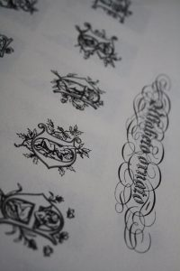 calligrafia a scuola