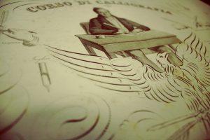 Calligrafia Antonio Sella Romano