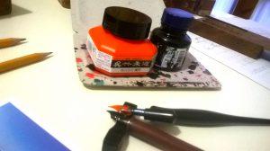 strumenti lettering