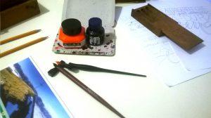 lettering strumenti
