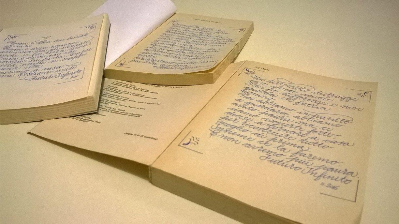Bella scrittura terremoto con futuroinfinito lettura e - Scrittura privata acquisto casa ...