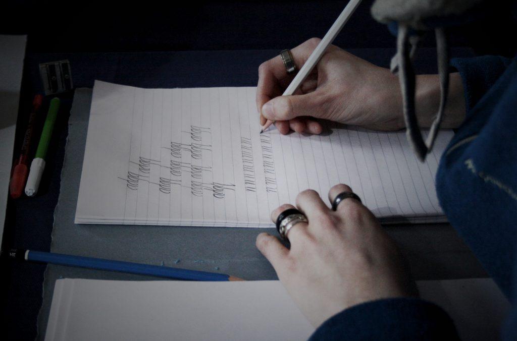 corso calligrafia cancelleresca