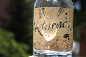 mixturae calligrafia etichetta