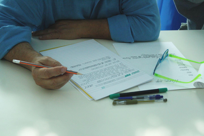 Bella scrittura corso calligrafia milano 03 bella for Corso stilista milano