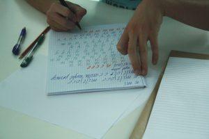 corso calligrafia milano