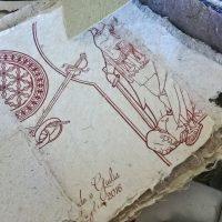 Carta di canapa - Canapa Cruda, Fabriano