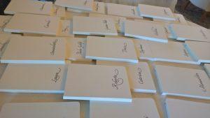 Calligrafia per eventi