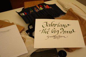 Corso Calligrafia Guardialfiera
