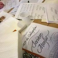 Corso Calligrafia in Romagna