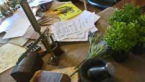 spazio di scrittura