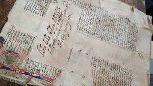San Severino Marche, archivio storico comunale
