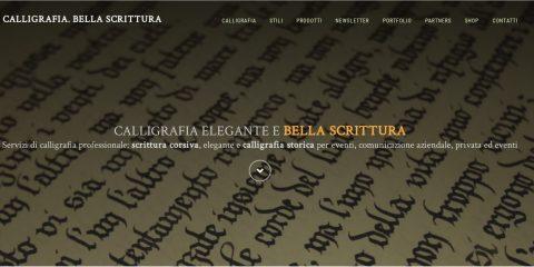 siti di calligrafia