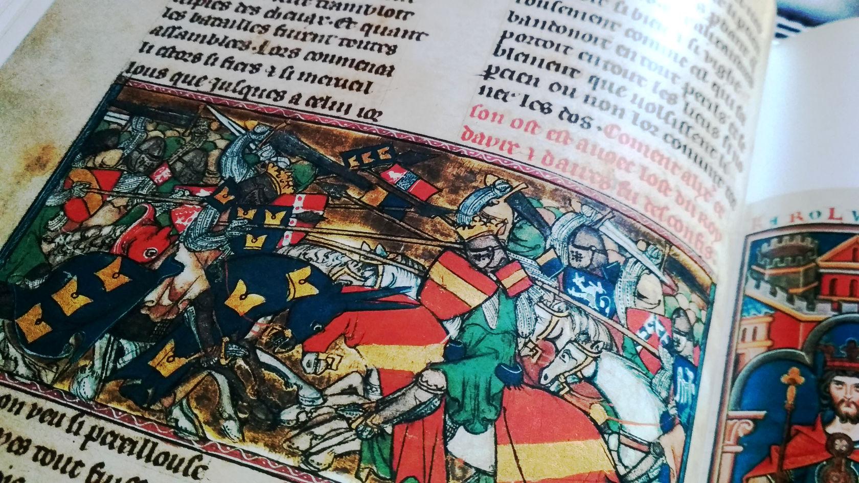 miniature e manoscritti