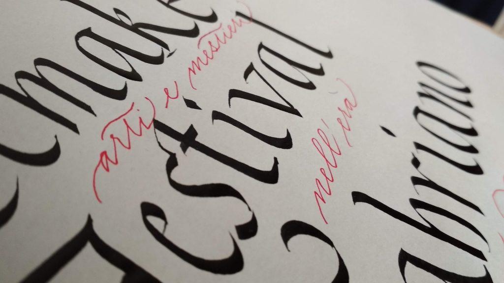 remake fabriano calligrafia