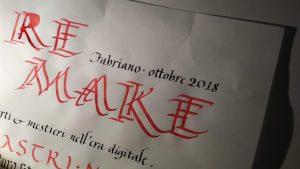 Remake Fabriano Scriptorium Calligrafia