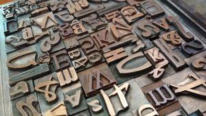 Remake Fabriano Tipografia