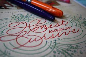 American Cursive Handwriting