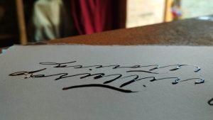 scrittura storica