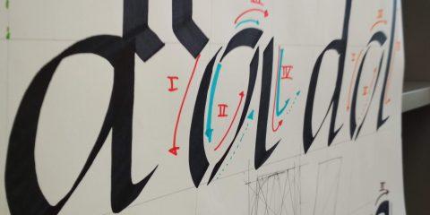 Corso di corsivo italico calligrafia Carpi