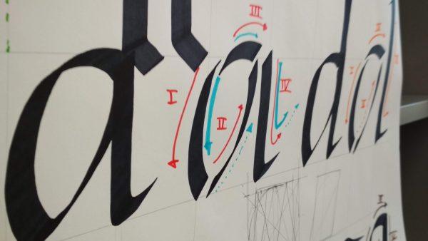 Corso calligrafia Carpi Modena