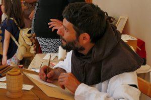 calligrafia scriptorium