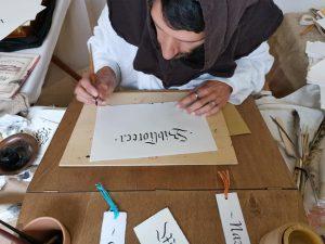 calligrafia calabria