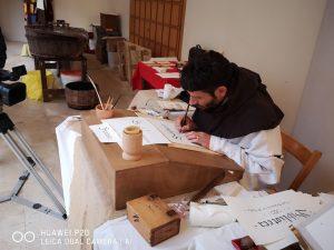 san francesco di paola calligrafia