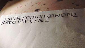 alfabeto onciale