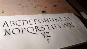 alfabeto romano