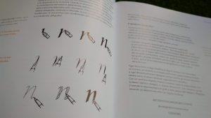 manuale calligrafia