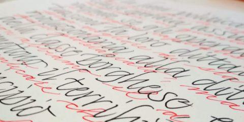 migliorare la scrittura