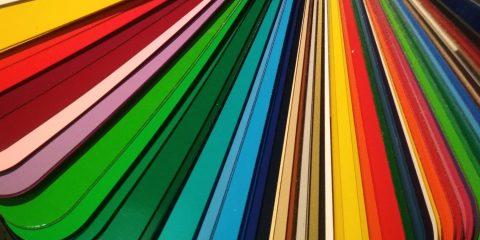 mazzetta colori pantone