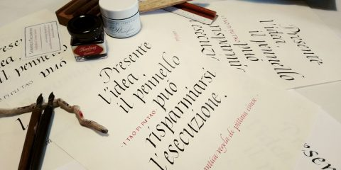 calligrafia come terapia