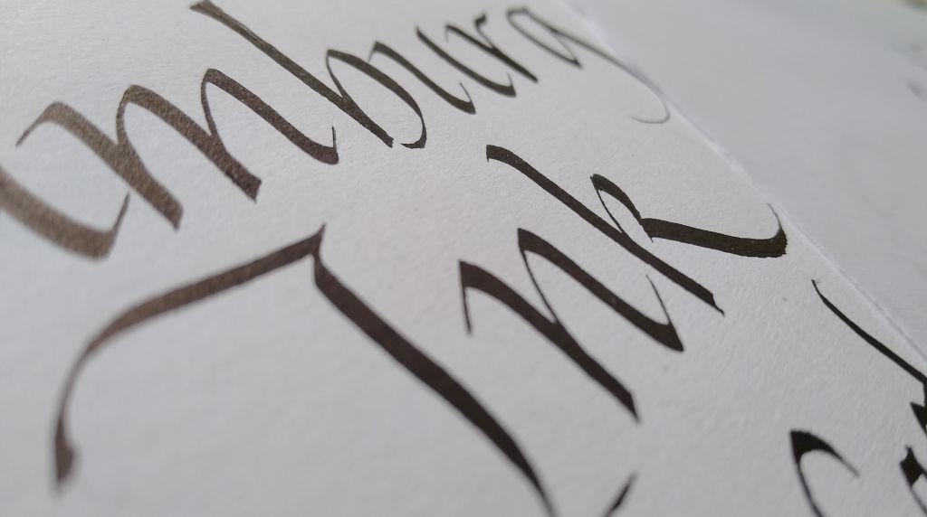 ink calligrafia