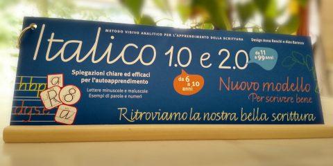 Insegnare a scrivere ai bambini con Italico