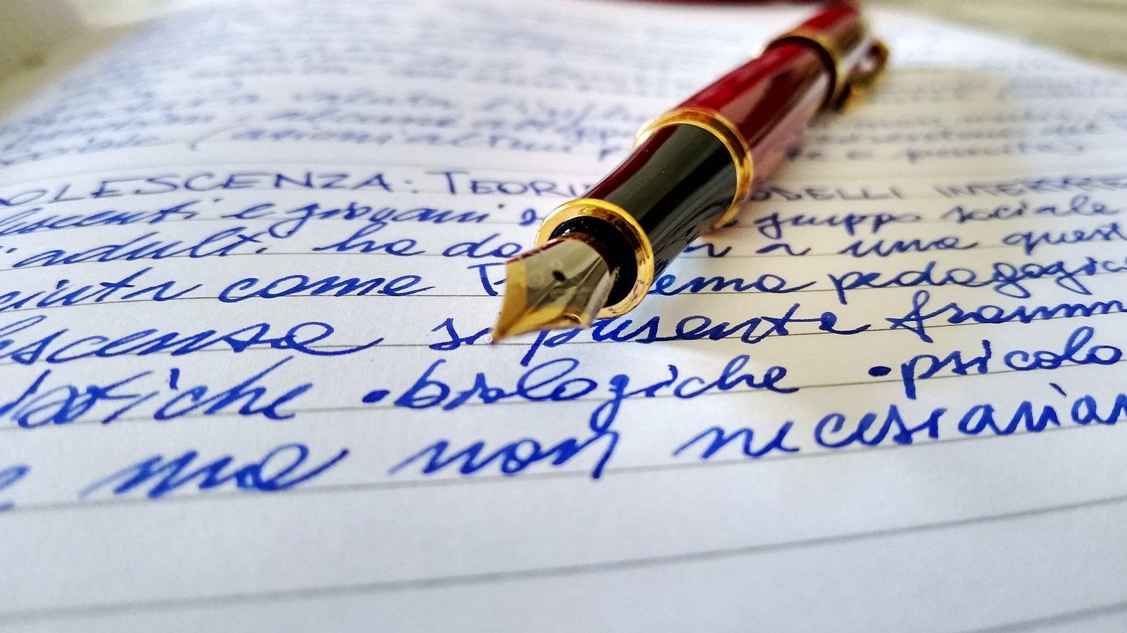 Bella Scrittura | Penne stilografiche. Una collezione esclusiva - Bella  Scrittura